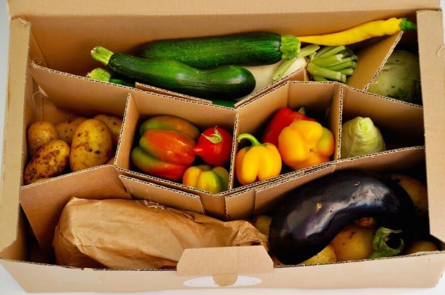 Gemüseretter mit Etepetete Box