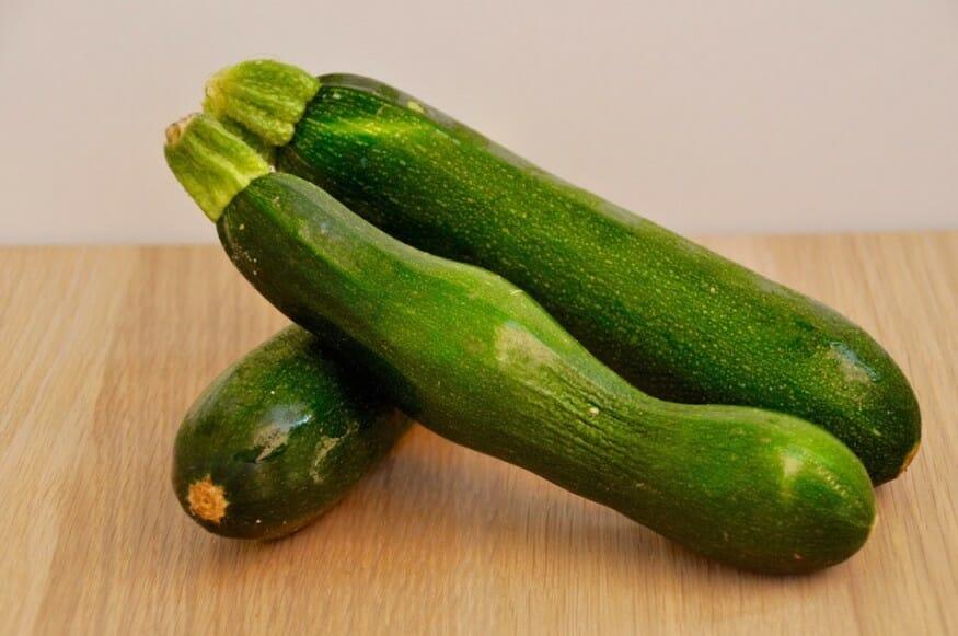 Krumme Zucchini