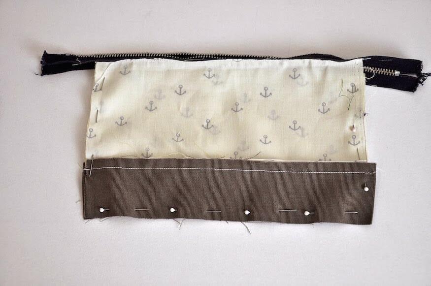 Tasche Nähen - Anleitung und Schnittmuster die auch für Anfänger geeignet sind