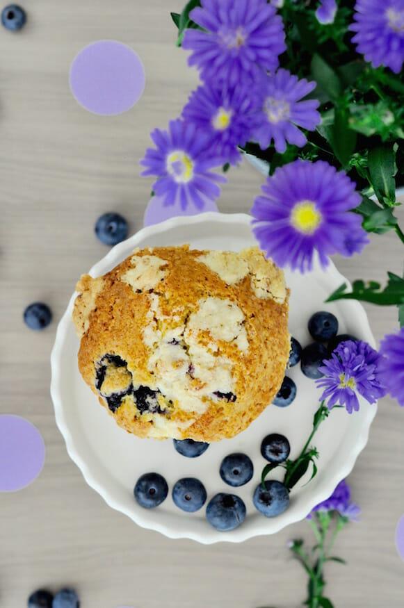 Heidelbeer Muffins