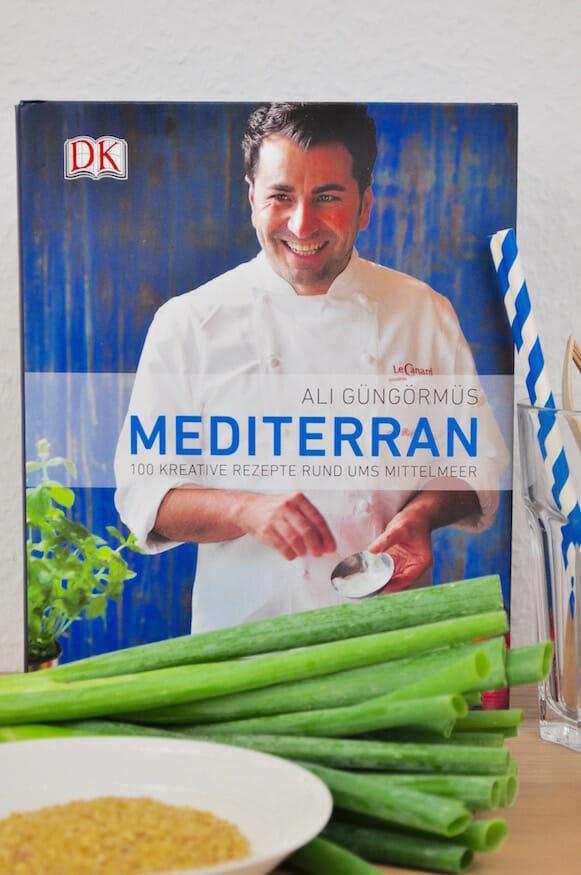 Mediterran : 100 kreative Rezepte rund ums Mittelmeer