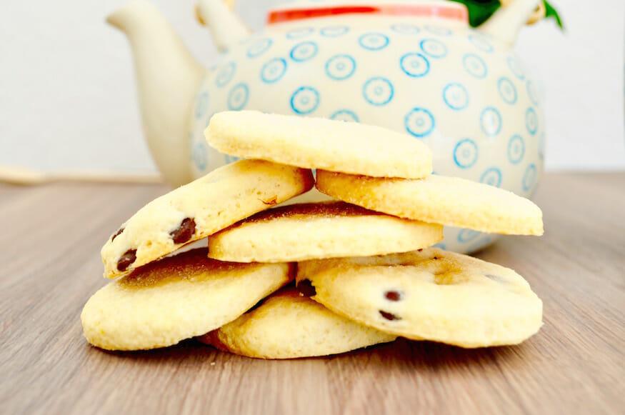 Rezept für einfaches Tee Gebäck und zum Tea-Club