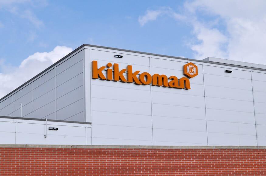 Sojasauce von Kikkoman