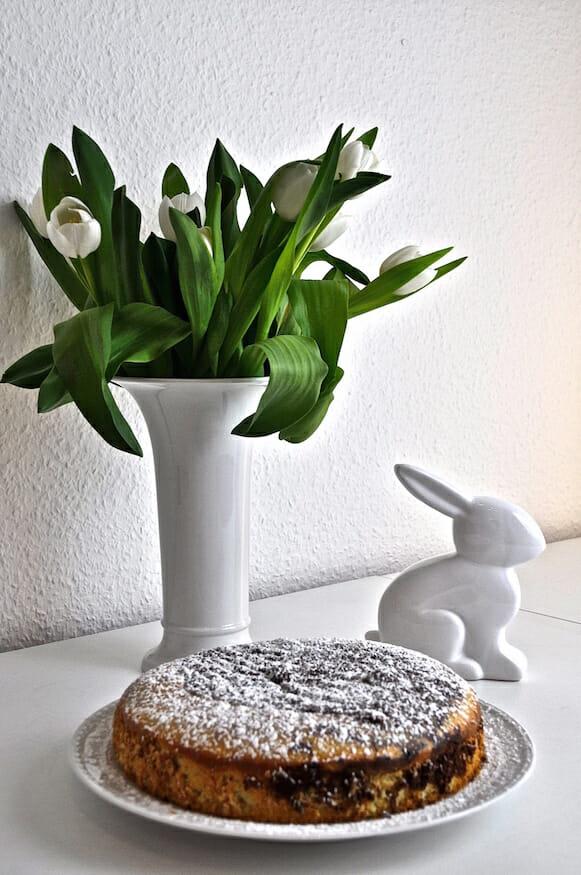 Marmorkuchen -Saftiges und Schokoladiges Rezept