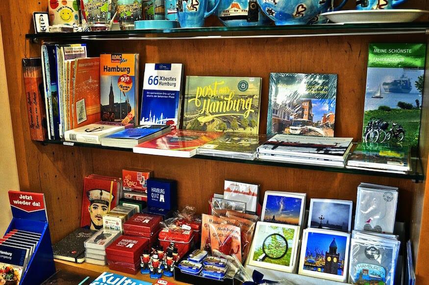 Les Livres Hamburg - Bücher und Geschenk