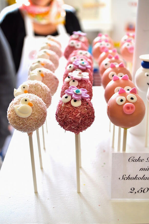 Cake World Hamburg- Besuch auf der Tortenmesse von Fräulein Selbstgemacht