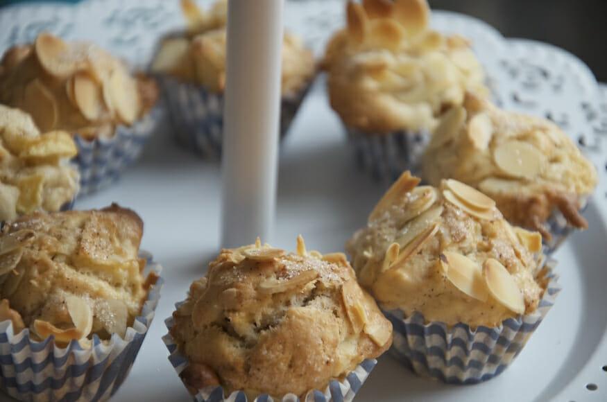 apfel muffins rezept von fr ulein selbstgemacht. Black Bedroom Furniture Sets. Home Design Ideas