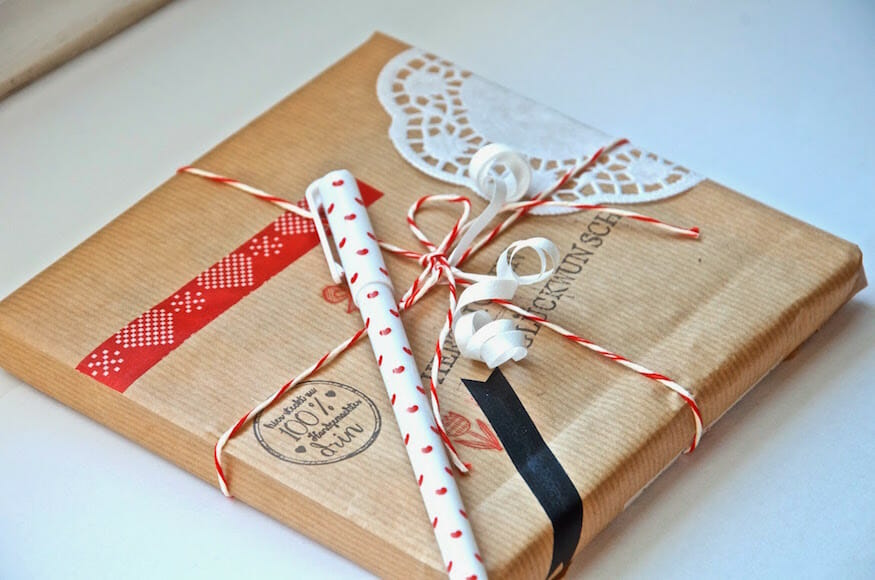 Geschenkverpackung No.5
