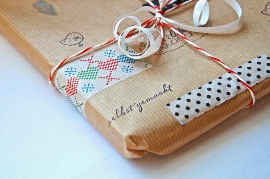 Geschenk-Verpackung's Idee No.7