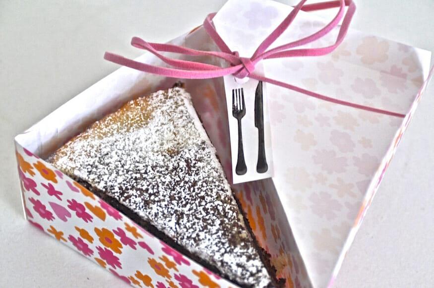 Kuchen und Cookies - Mit Liebe verpackt