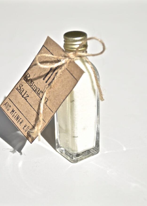 Rosmarinsalz & Rosmarinöl - Rezepte