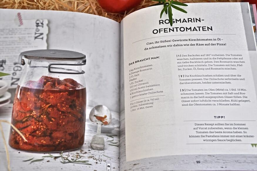 Marmelade & Eingemachtes - Buchrezension